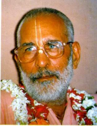 Shri Shrimad Bhaktivedant Narayan Maharajji