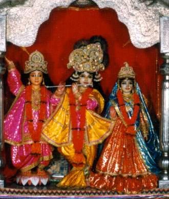 Sri Sri Radha Vinod Bihari Jiu